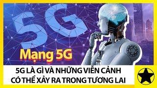 Mạng 5G Và Những Viễn Cảnh Có Thể Xảy Ra Trong Tương Lai