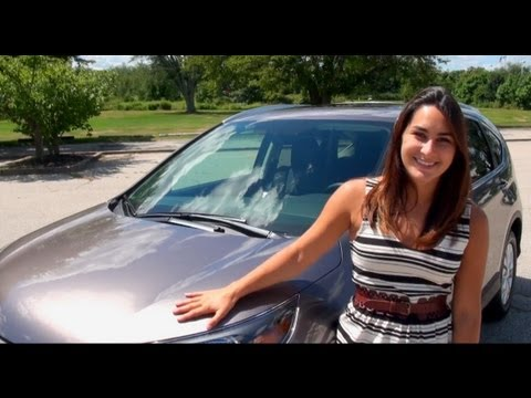 2014 Honda CR-V REVIEW AND TEST DRIVE | Herb Chambers Honda ©