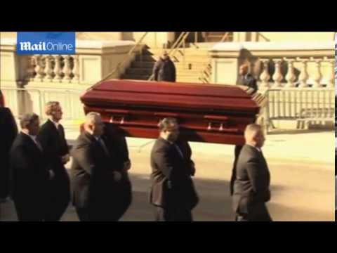 Funeral held for Philip Seymour Hoffman