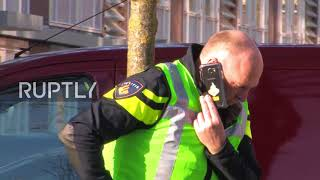 Netherlands: Utrecht police station evacuated after 3 hand grenades are found