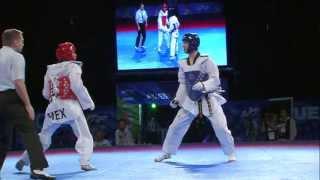 2013 WTF World Taekwondo Championships Final   Male -63kg