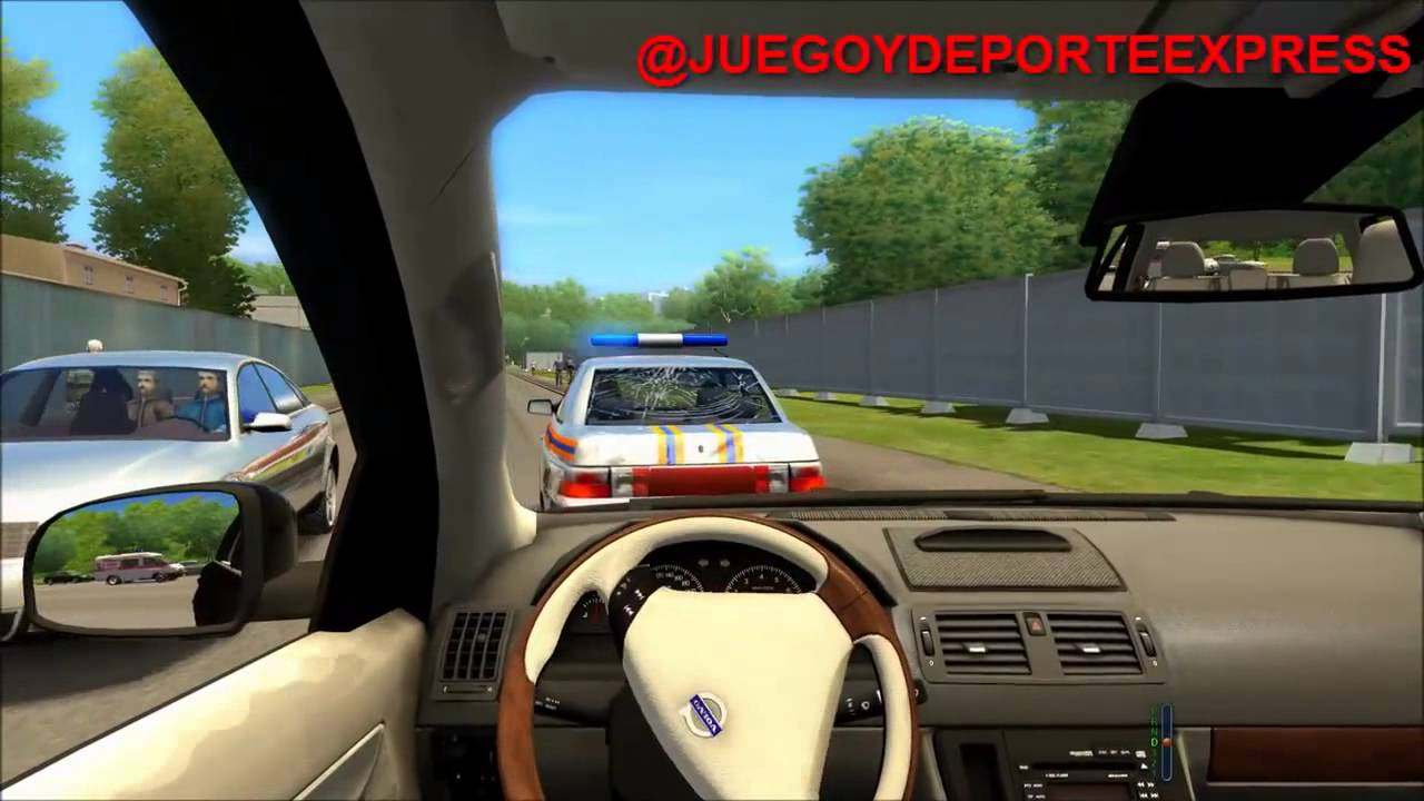 City Car Driving - Другие игры - ETS2MODS 36