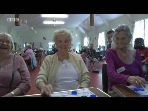 Local Hero Day 5: Hip-Hop Bingo With The Over 60's - Westwood