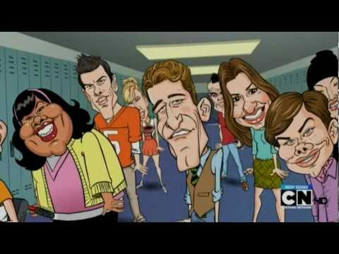 Glee Spoof from Mad (TV Show)