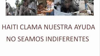 Haiti, Cmo Pomemos Ayudar