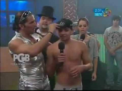 Brandon Meza debut en Pura Gente Bien