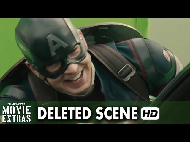 Avengers: Age of Ultron (2015) Blu-ray/DVD Deleted Scene #2 - Chase Scene