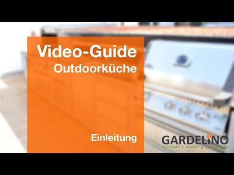 Outdoorkueche Bauen - Einleitung