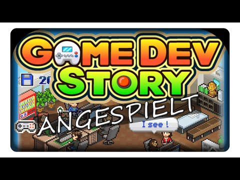 GAME DEV STORY    Angespielt   Deutsch   German