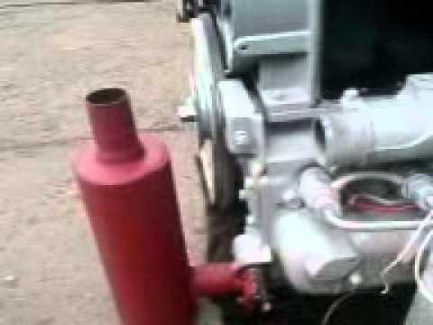 kubota ZB400 diesel 2 cyl.