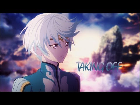Tales of Zestiria // Taking Off