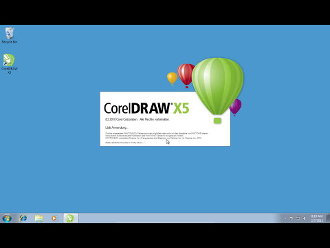 How to Change Language in CorelDraw