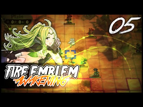 Let's Play Fire Emblem: Awakening Ep 05 -