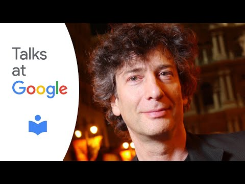 Authors@Google: Neil Gaiman