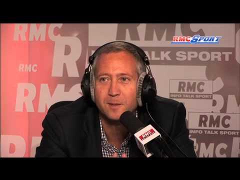 """Document RMC Sport / Vasilyev : """"On essaye de ramener les grands joueurs français en France"""" 19/09"""
