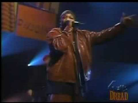 Dave Hollister - One woman man (live)