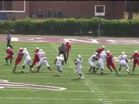 Deric Davis #7 QB Trinity Valley Community College