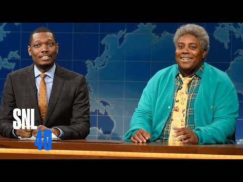 Weekend Update: Willie on Graduation - SNL