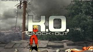 GGPO KOF 2002 - Thiago*Moby vs ((3-D)) [26-10-2014]