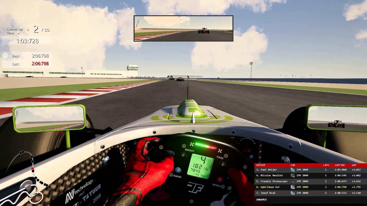 <b>Formula Master</b> Losail Qatar Assetto Corsa onboard ai race - YouTube