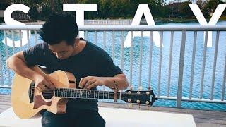 download lagu Stay Zedd  Alessia Cara -  Fingerstyle Acoustic gratis