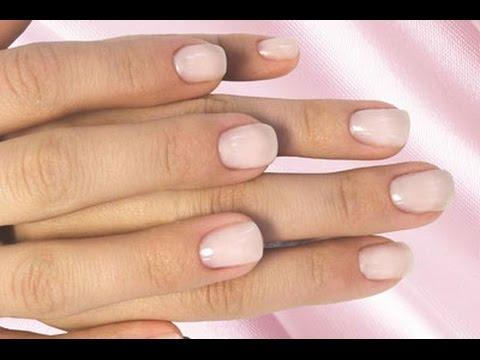 Ногти укрепленные акрилом