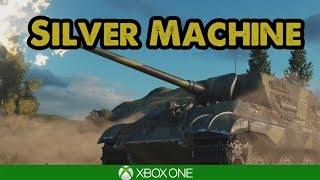 SILVER MACHINE! World of Tanks Xbox One
