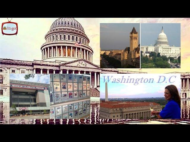 Washington D.C- You Must Go!