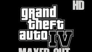Gta IV Gameplay AMD Radeon HD 6950 2gb MAXED OUT