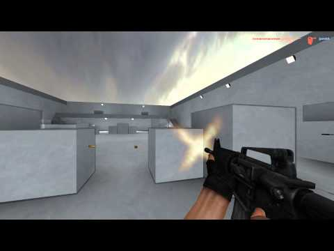 aim_icemap [2x2mix] / Counter-Strike Source