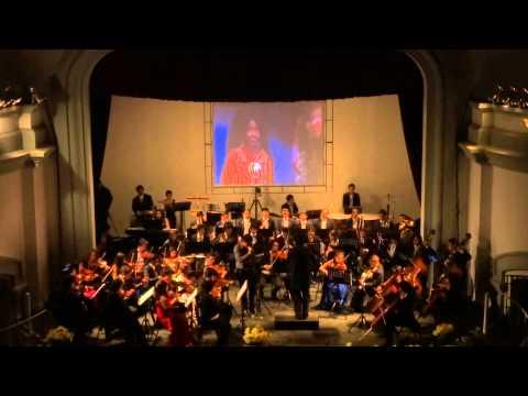 Ghost, La Sombra del Amor Orquesta Filarmonica de la Antena
