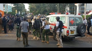 Riverside Attack Witness: It started like a small explosion then things went haywire