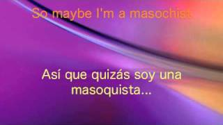 Rihanna - Love the way you lie ft Eminem Part 2 Traducida ( English and Spanish subtitles )