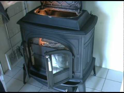 Best Coal Stove Ever Made/Glenwood Base Heater/Starting It Up/Video 3