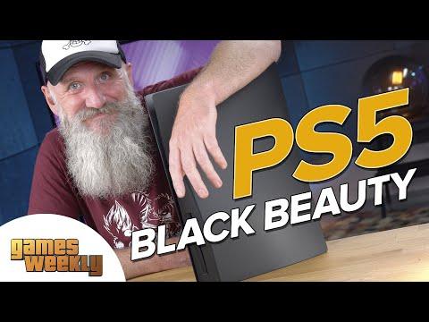 Games Weekly: Schwarze PS5| Was soll der Hype| Eldenring und Game of Thrones| Im Talk Andre Peschke