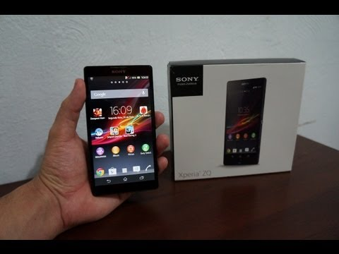 Review Sony Xperia ZQ