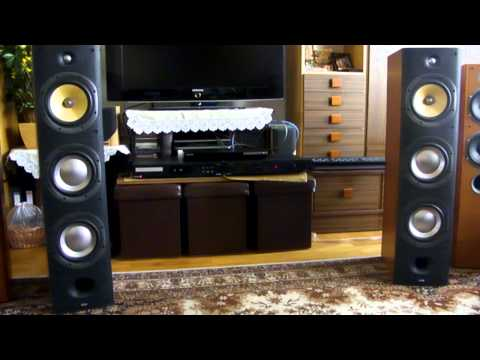 Bowers & Wilkins 604 S3 - Audio Test 3