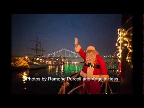 Independence Seaport Museum 3rd Annual Lighted Boat Parade