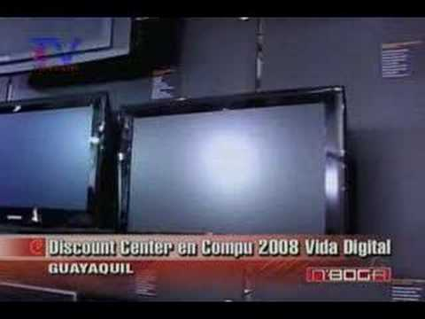 Discount Center en Compu 2008 Vida Digital