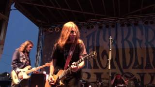 Blackberry Smoke Working for a Working Man Bloomington Illinois