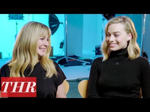 Tonya Harding & Margot Robbie: 'I, Tonya' & a Love of Skating | THR