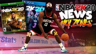 NBA 2K20 News #59 HOT Zones DON'T RESET? / Did Patch 6 Save 2K20?