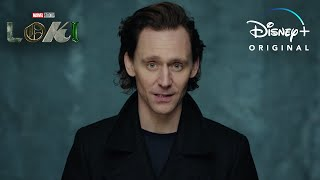 Loki in 30 Seconds Featurette