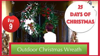 DIY Christmas Wreath Decorations | Day 9 of 25 Days of Christmas!