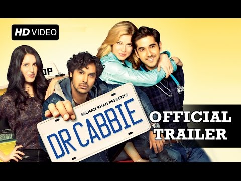 Dr.Cabbie | Official Trailer | Vinay Virmani, Isabelle Kaif, Adrianne Palicki & Kunal Nayyar