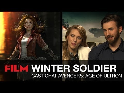 Captain America: The Winter Soldier Cast talk Avengers 2: Age of Ultron