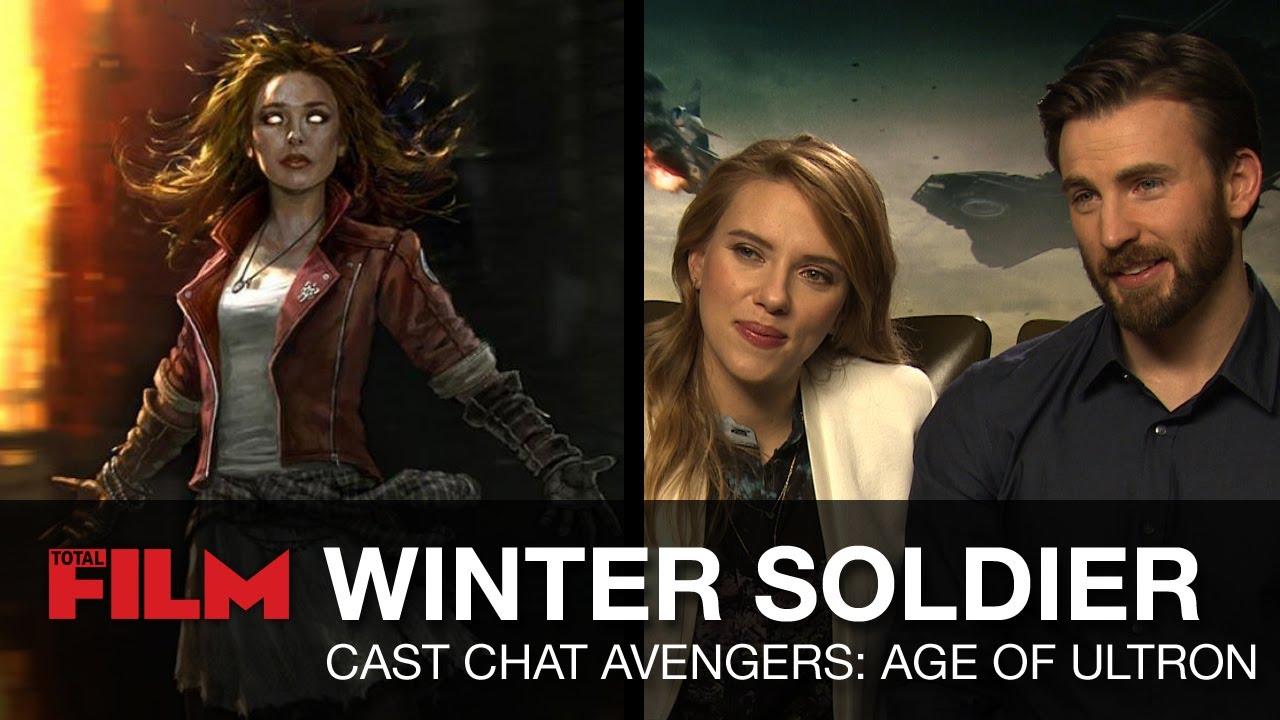 Avenger Age of Ultron Cast Cast Talk Avengers 2 Age