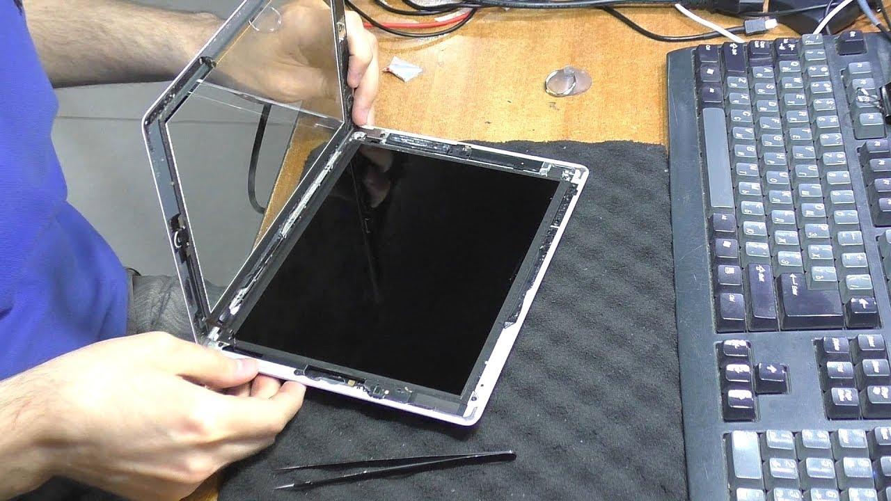 Почему планшет айпад не включается