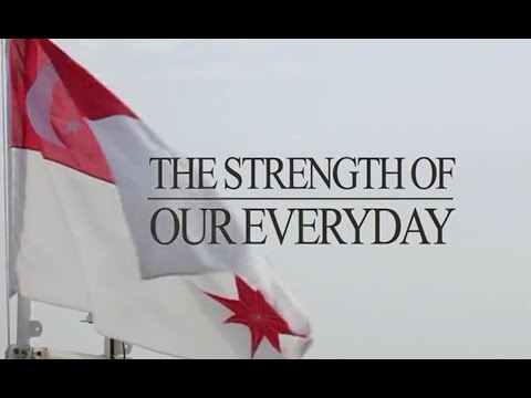 The Strength of Our Everyday – Republic of Singapore Navy video