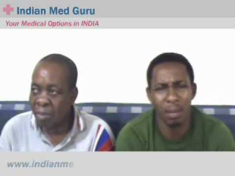 Dental root canal treatment in India video testimonial